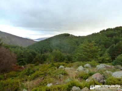 Carro del Diablo - Valle del Lozoya; pueblos cerca de madrid ruta madrid